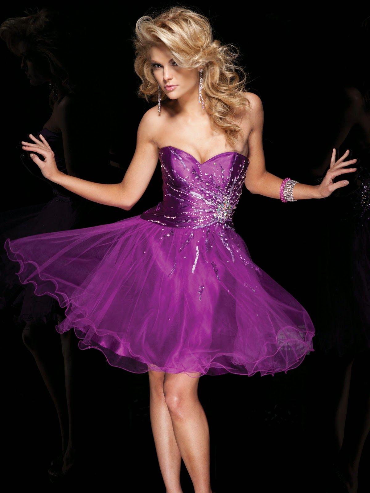 Increibles vestidos de fiesta baratos | Tendencias | vestidos cortos ...