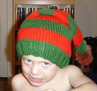Tara's Knits: Elf's Hat