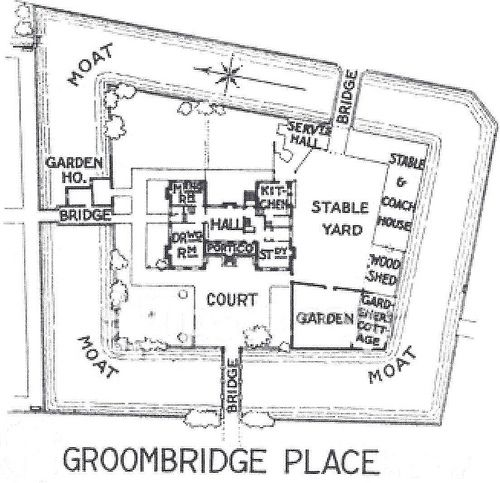groombridge place floorplan - Google Search Pride and Prejudice - charges recuperables location meublee