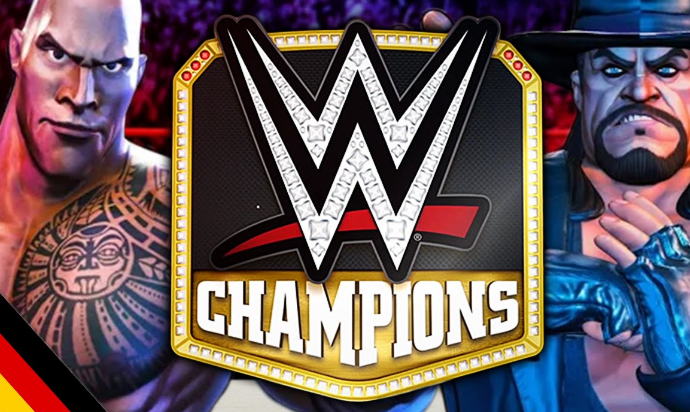 WWE Champions Updated New Bug Fixes and Performance