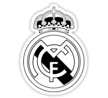 Soccer Stickers Real Madrid Real Madrid Logo Madrid