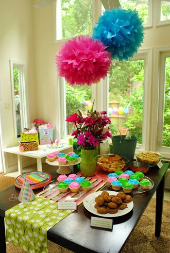 House Party Young House Love Birthday Party Decorations Kids Party 1st Birthday Parties