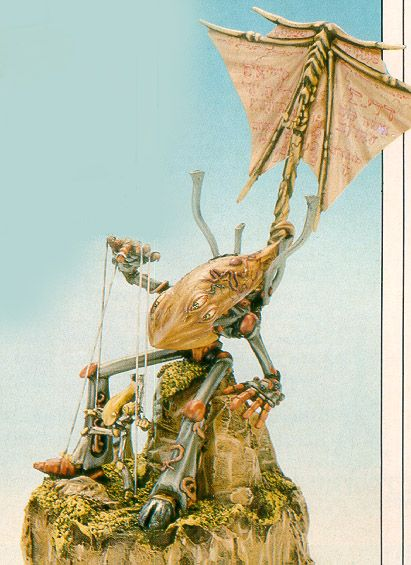 U.K. 1990 - Epic Diorama - Demon Winner, the unofficial Golden Demon website