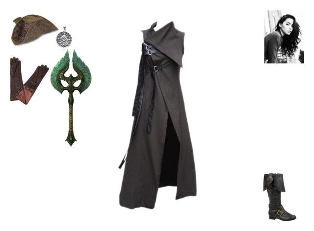 """""""Spain's Pirate!Daughter"""" by mercy-kyle on Polyvore featuring Bling Jewelry"""