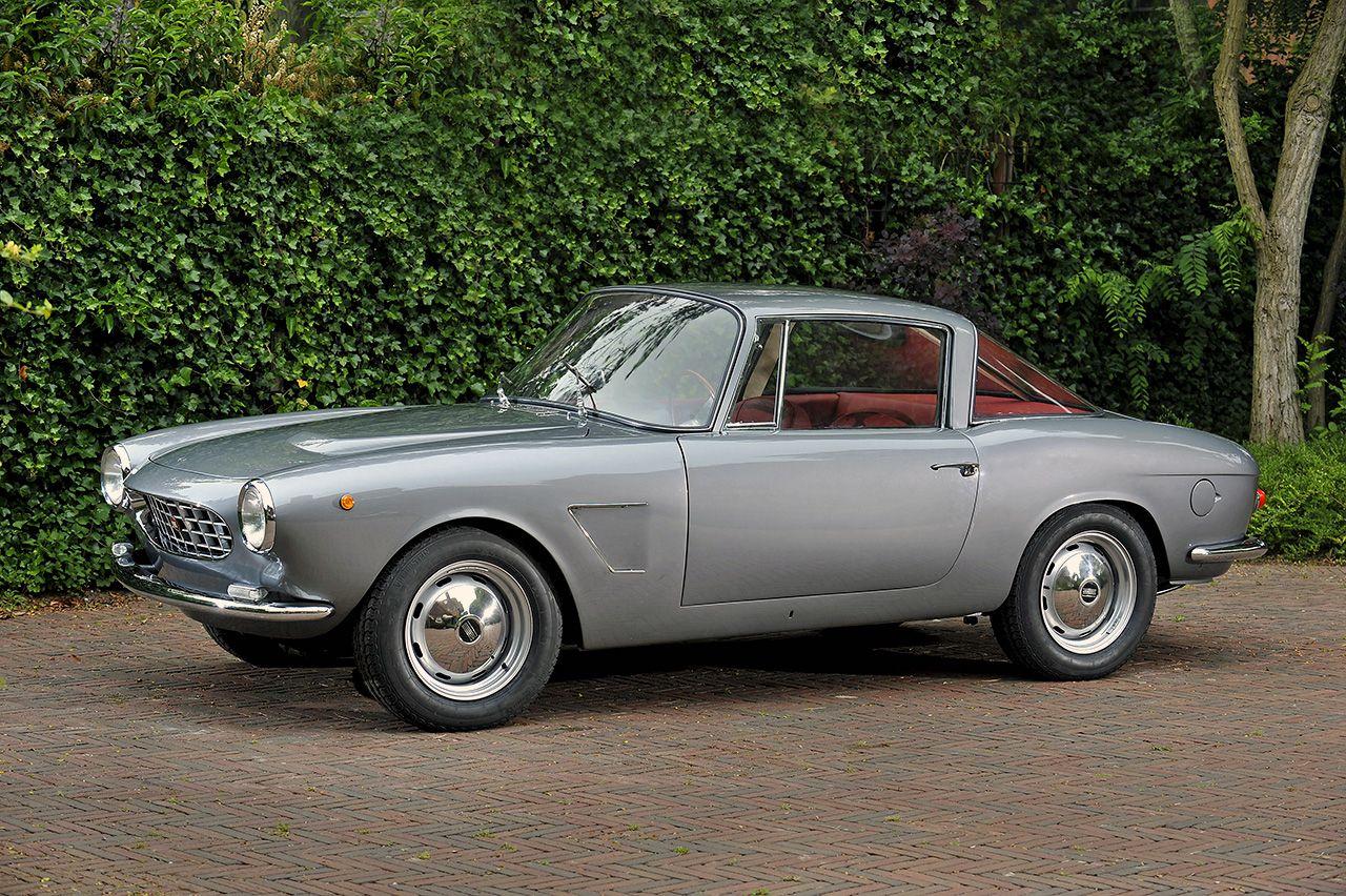1963 Fiat Osca 1600s Fissore Coupe Fiat Classic Sports Cars