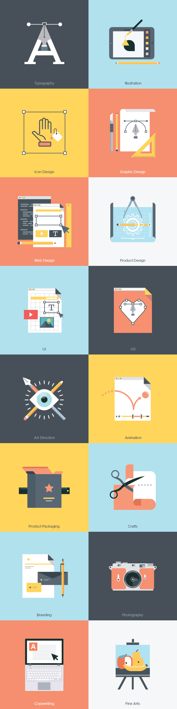 Iconspictograms Fullyscalable Collection Commercial Inventory Addition Projects Personal Original Creative Det Flat Design Icons Free Icons Icon Set