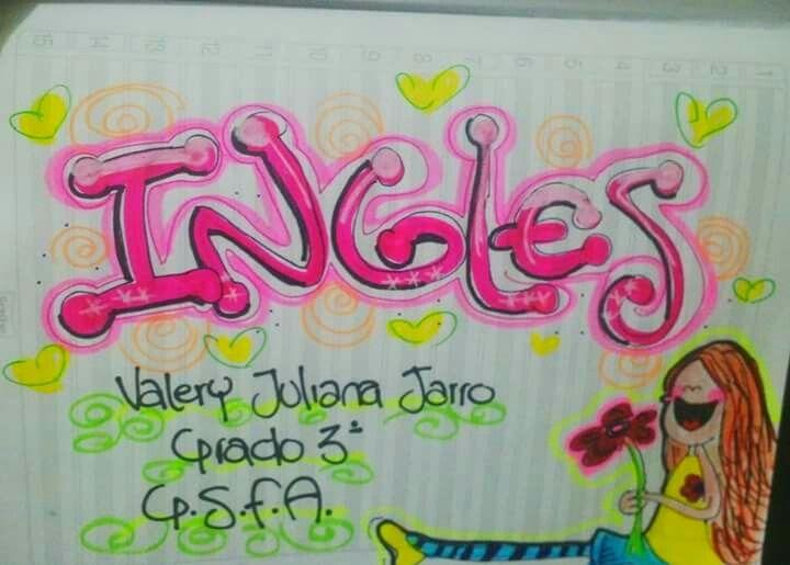 Portadas Para Cuadernos Y Libretas Con DiseÑos Marinos: Pin De Angie Mendez En Cuadernos Marcados