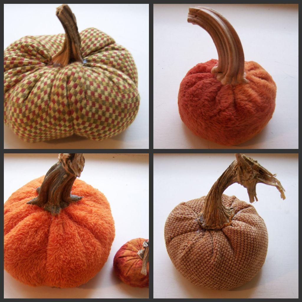 Fabric Pumpkin Tutorial   Pinterest   Herbst, Nähen und Ideen