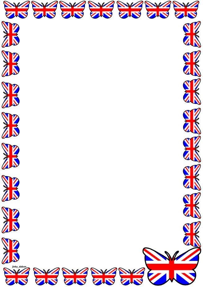 UK flag themed lined paper and pageborders for FREE at: http://www.tes.co.uk/teaching-resource/UK-Flag-Themed-Lined-paper-and-Pageborders-6363867/