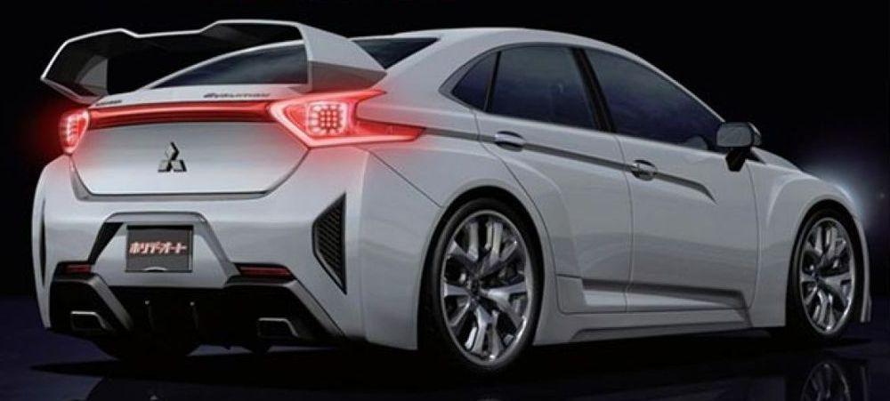 2018 Mitsubishi Evo Xi Redesign Jpg 1000 451