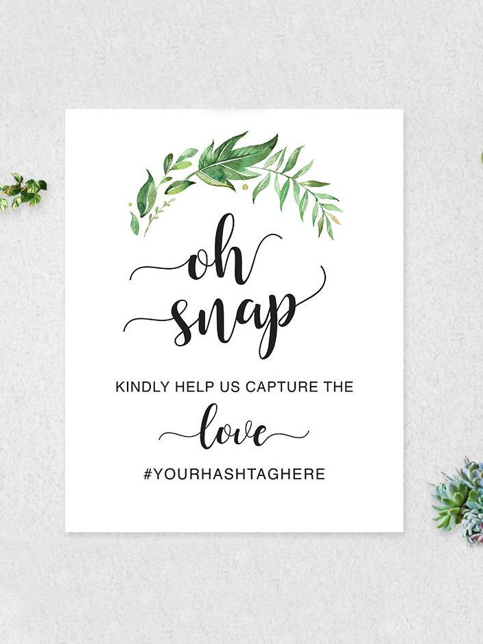 It's just an image of Printable Bridal Shower Signs inside floral pattern