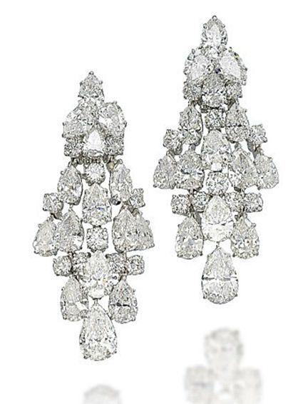 Harry Winston Ruby Earrings Jewelry/heavenly harry | Harry Winston ...
