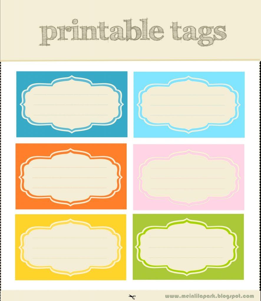 13 Sleek Scrapbook Tags Printable Illustrate Better Free
