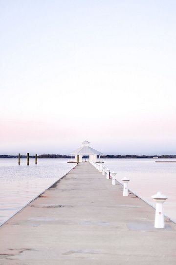 This is so exquisite that it looks like a painting | Hyatt Regency Chesapeake Bay | A. Griffin Events | Lauren Werkheiser Photography