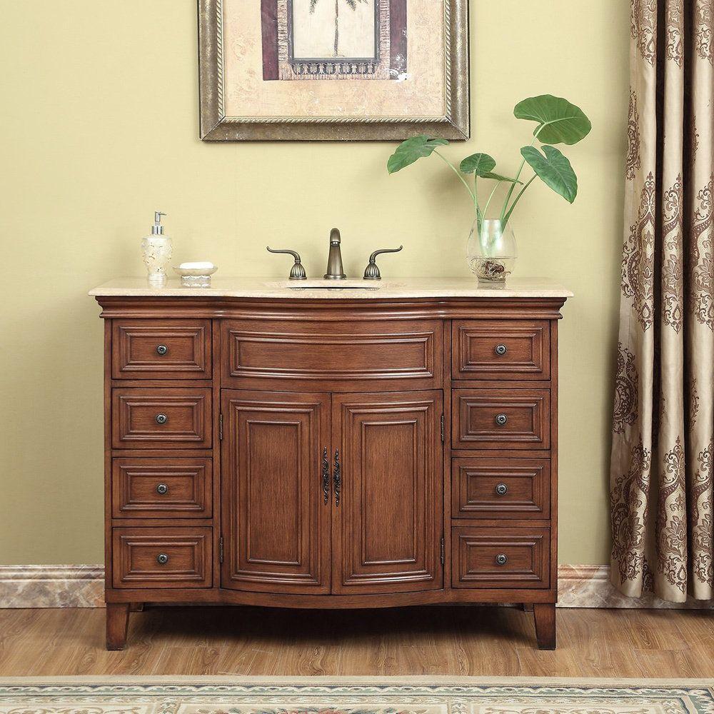 Stufurhome Yorktown Inch Single Sink Vanity By Stufurhome - 41 inch bathroom vanity