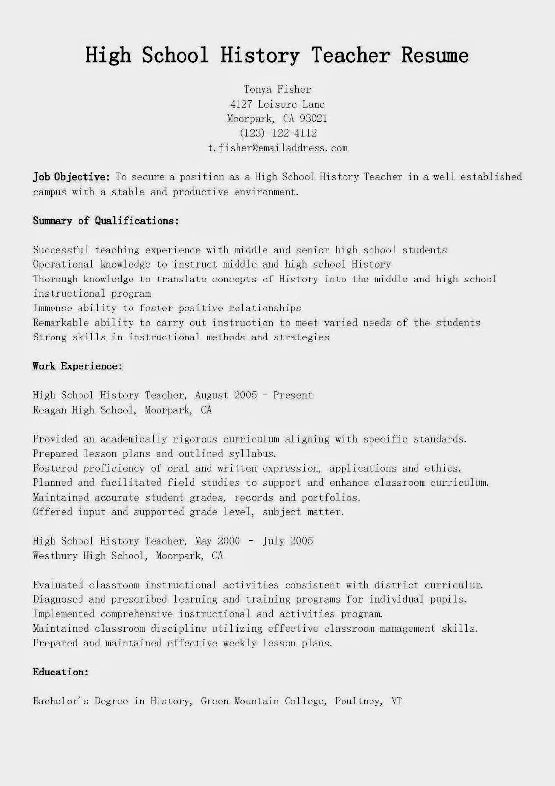 Resume Objective for College Student Unique Hairstyles
