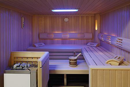 Sauna-Modelle für zu Hause - sauna designs zu hause