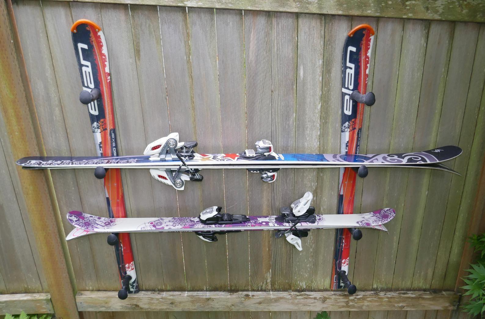 Ski Rack In 2020 Ski S Etsy The Great