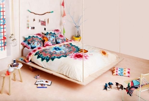 parure de lit mandala desigual chambre bedroom pinterest parure de lit desigual et parure. Black Bedroom Furniture Sets. Home Design Ideas