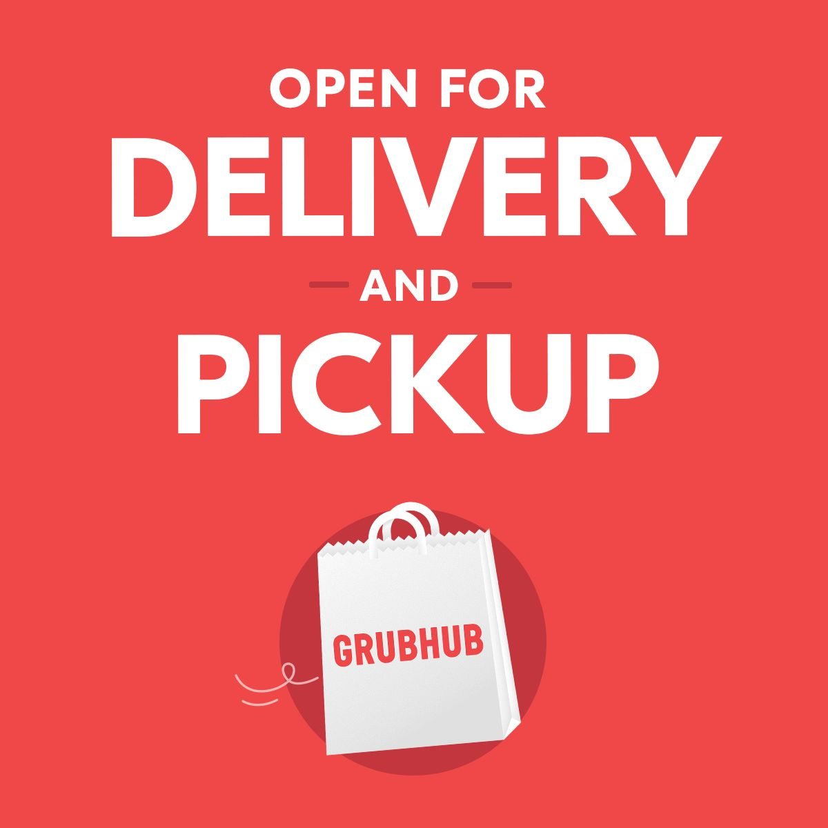 Open For Delivery And Pick Up With Grubhub Stay Home And Stay Safe Order Your Favorite Wockenfuss Candies With Grub In 2020 Order Food Online Order Food Online Food