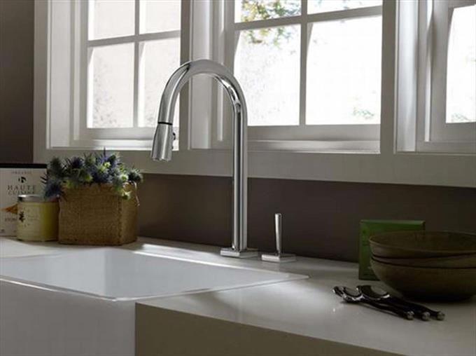 Cayenne Pulldown Faucet Modern Kitchen Faucet Faucet Design