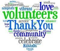 Image result for volunteer thank you heart