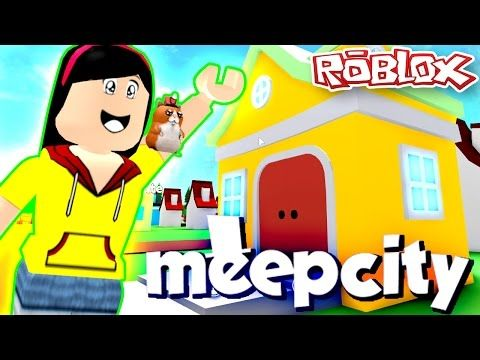 Moving Into Meep City Dollastic Plays Roblox Mini Game Youtube