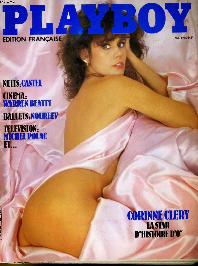 Corinne Clery - Playboy  Corinne Clery  Playboy, Cover -3683