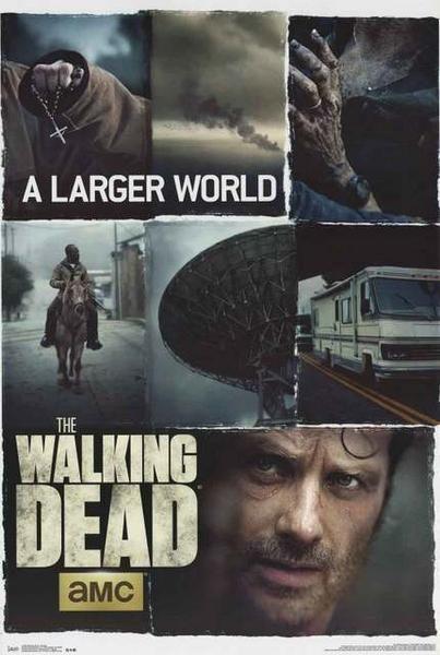 Walking Dead Tv Show Poster 22x34 Walking Dead Season 6 Walking Dead Tv Show The Walking Dead