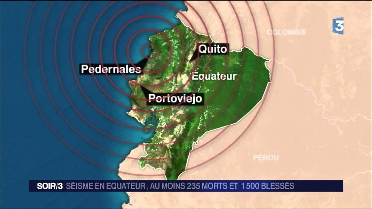 Séisme en Équateur l'ampleur des dégâts matériels et humains