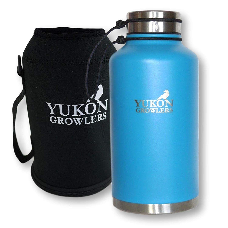 Yukon Growlers Insulated Beer Growler Keep Your Beer