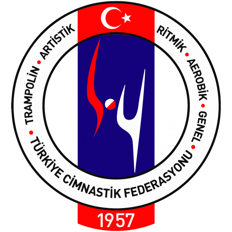 Türkiye Cimnastik Federasyonu Logo Download Vector, 2020