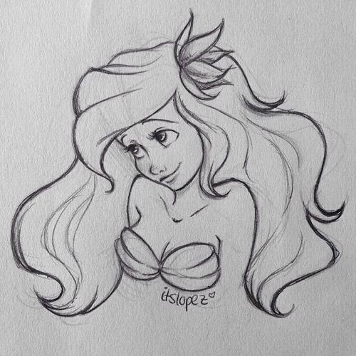 Https S Media Cache Ak0 Pinimg Com 564x C2 7e De C27ede98bb3bf3eb07c4185fbc553dc5 Jpg Little Mermaid Drawings Mermaid Drawings Disney Art Drawings