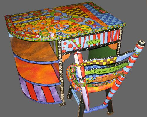 Image Detail For  About Us Whimsical Hand Painted Furniture And Gifts We  Only Use High .
