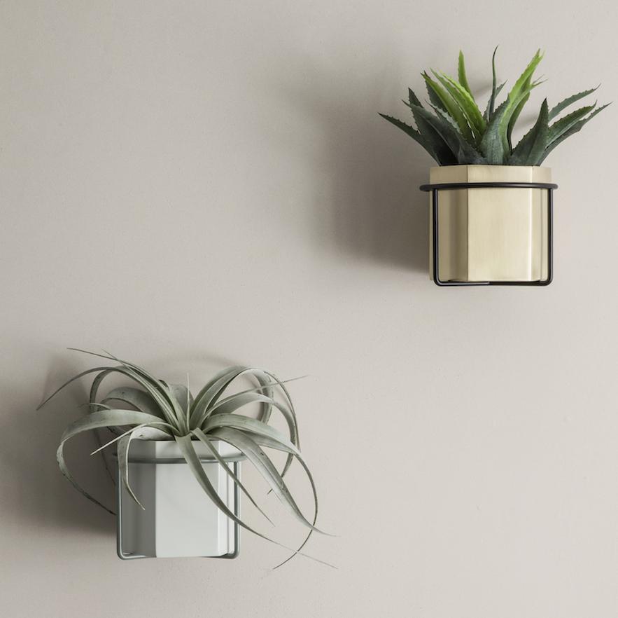 Ferm Living Grey Plant Holder