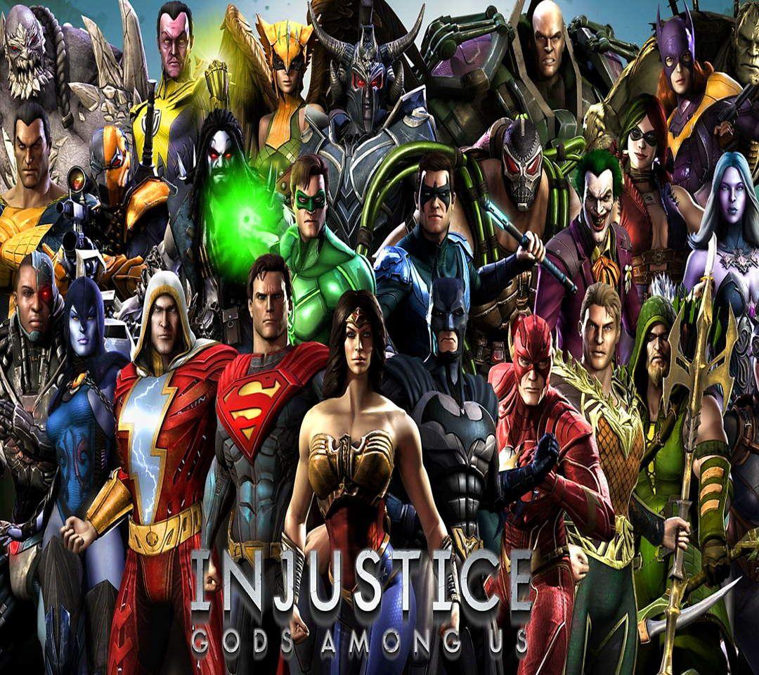 Injustice Injusticia, Juegos de lucha, Cómics