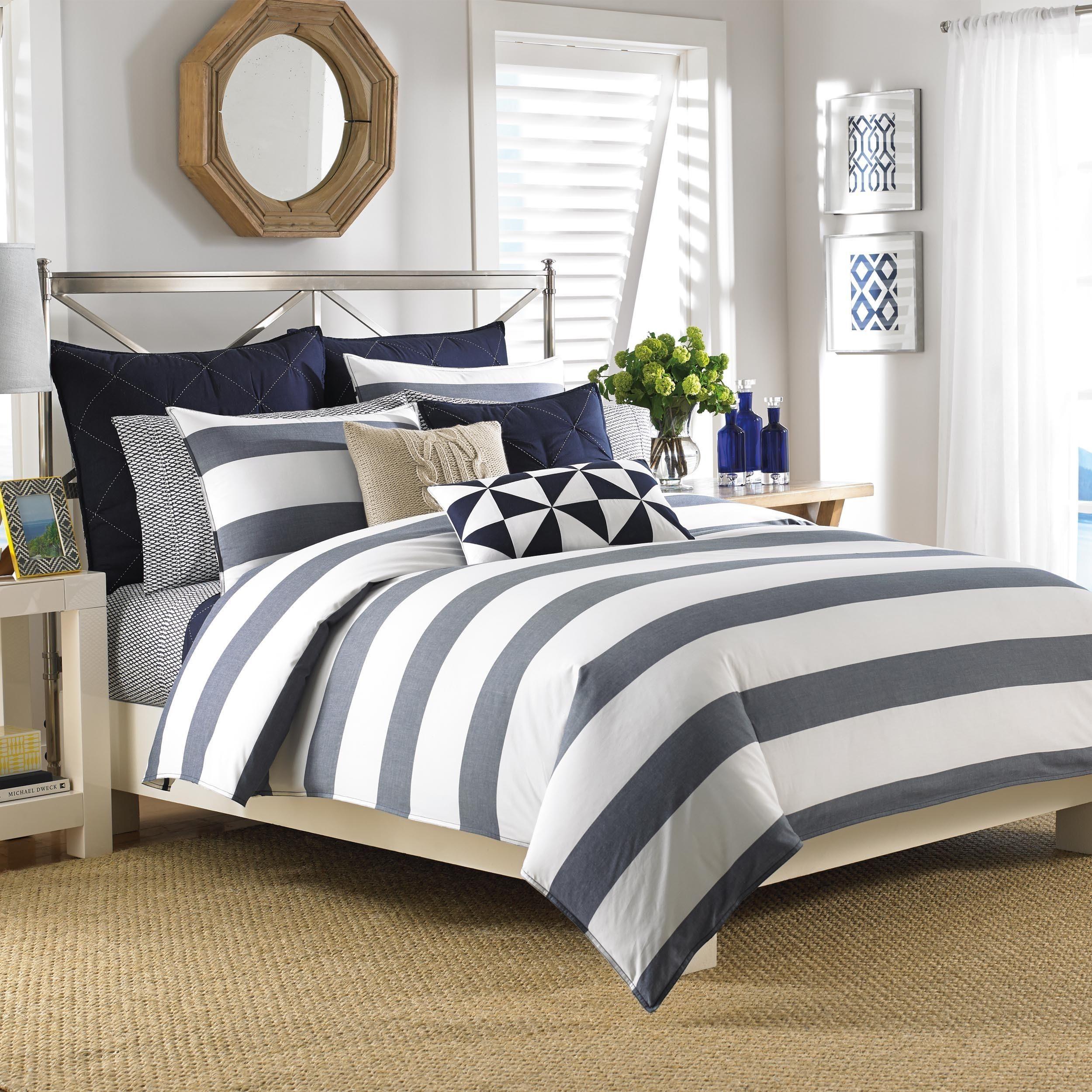 comforters bedroom duvet comforter for room linen blue bed cotton set spring king cozy navy colorful