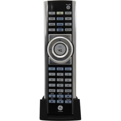 Ge Rm25001 Universal Learning 8 Device Remote Control With El Backlighting By Global Marketing Partners 15 57 8 Dev Remote Remote Control Tv Remote Controls