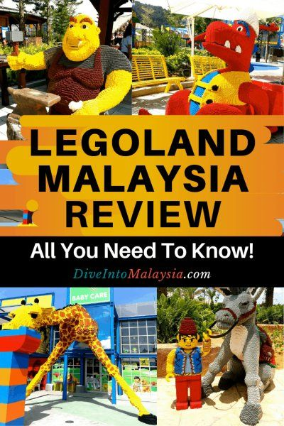 Legoland Malaysia Review: All You Need To Know! [2020 ...