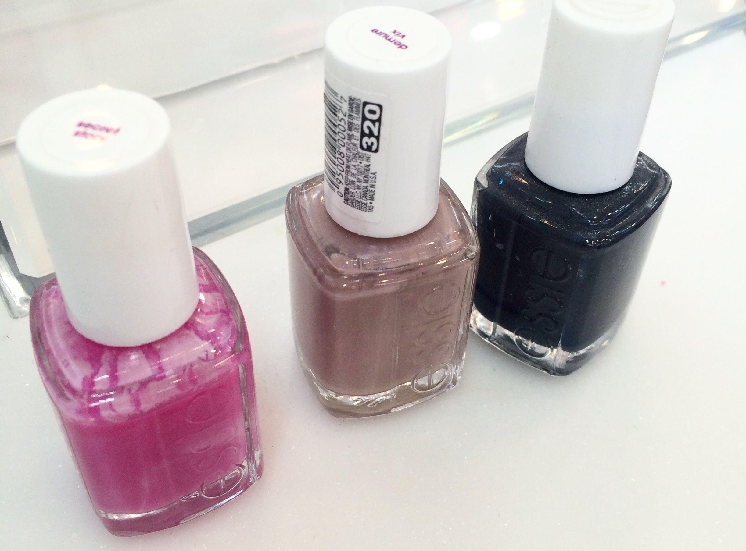 Hot pink, pink beige, night