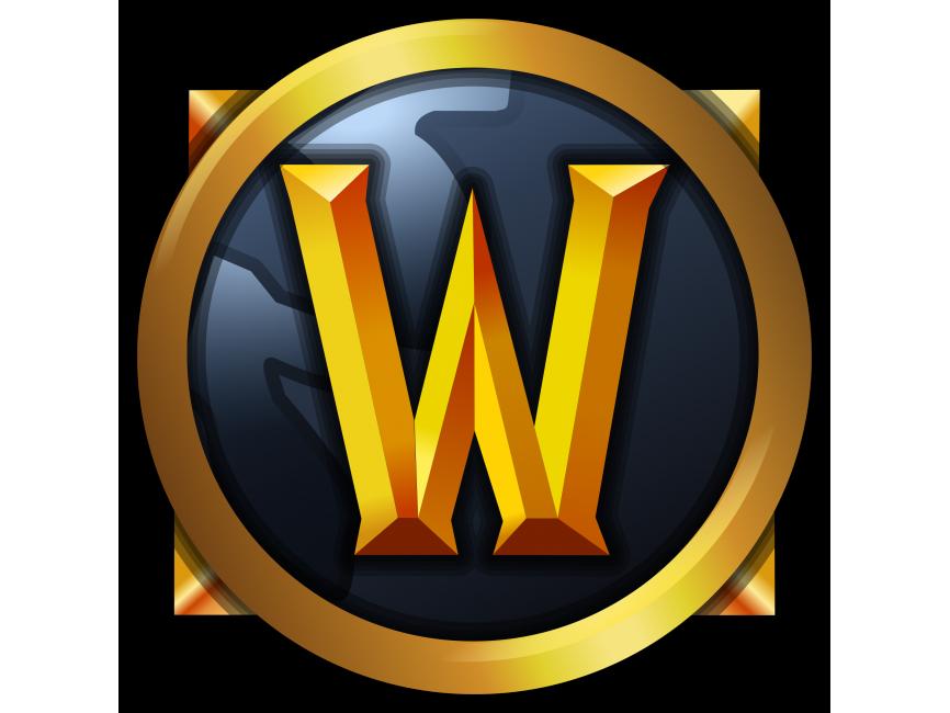 World Of Warcraft Logo Png Transparent Logo Freepngimage Com