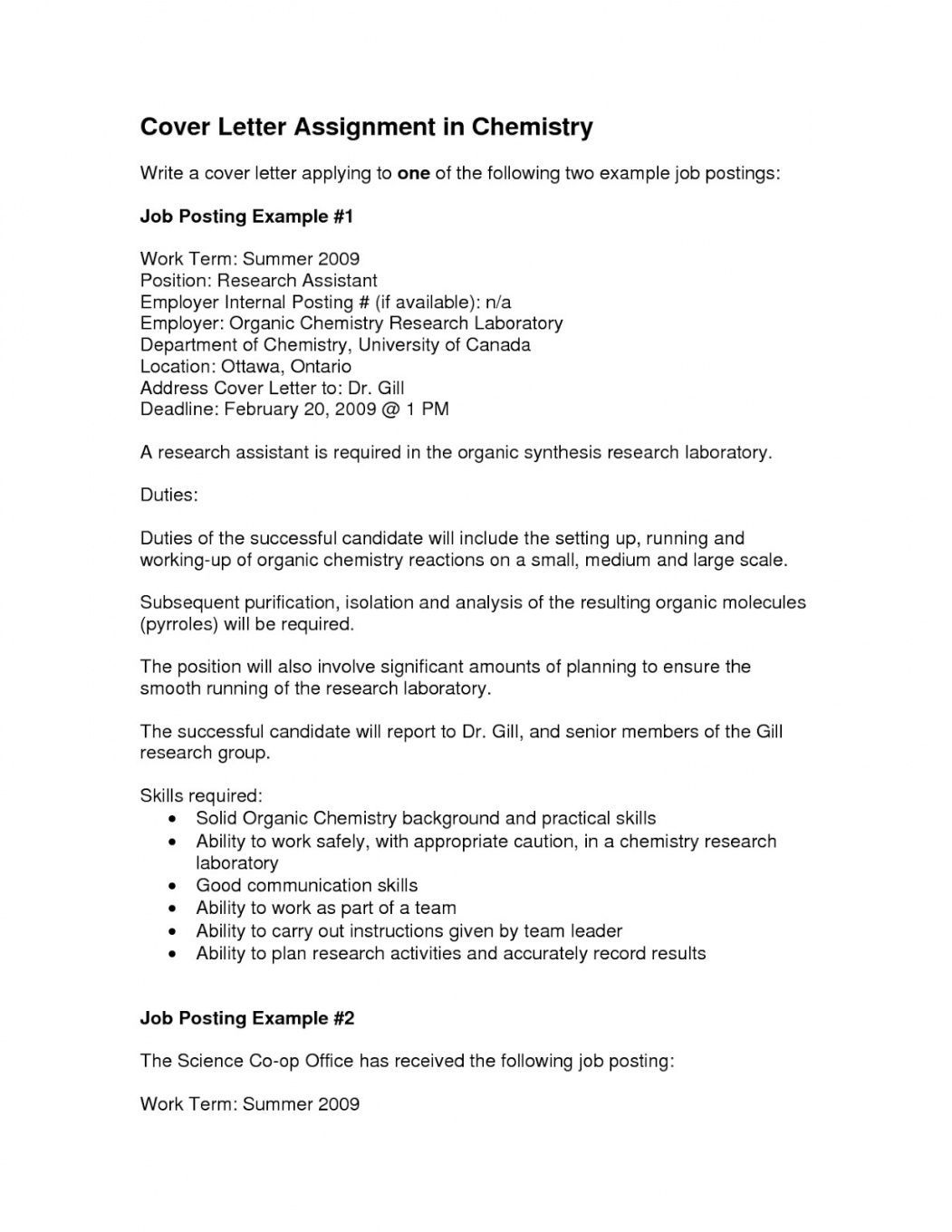 Explore our image of internal promotion cover letter