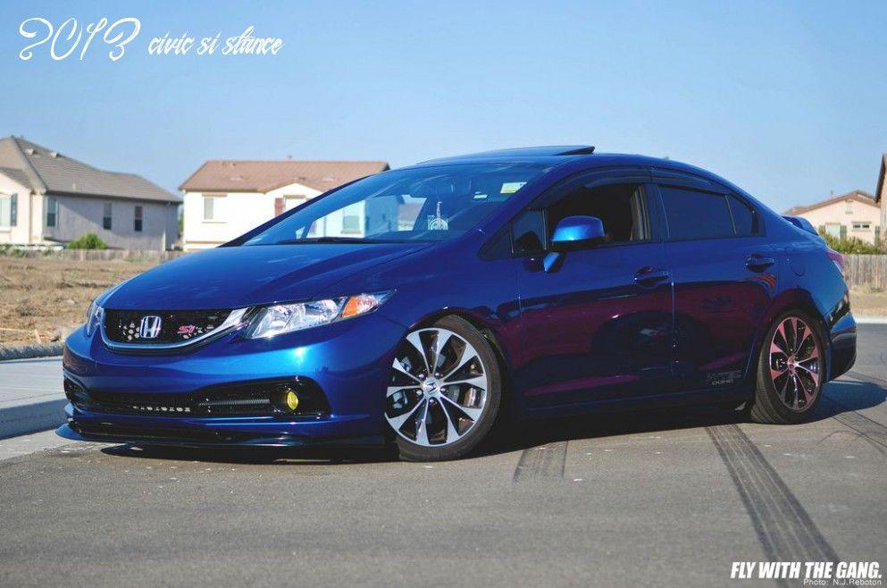 You Will Never Believe These Bizarre Truth Of 2013 Civic Si Stance Honda Civic Si Honda Civic Vtec Honda Civic 2014