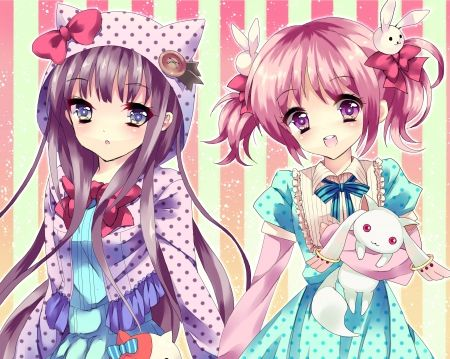 anime best friends wallpaper - photo #22