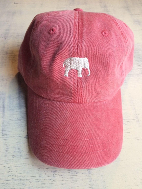 030e69224c91b Elephant baseball hat