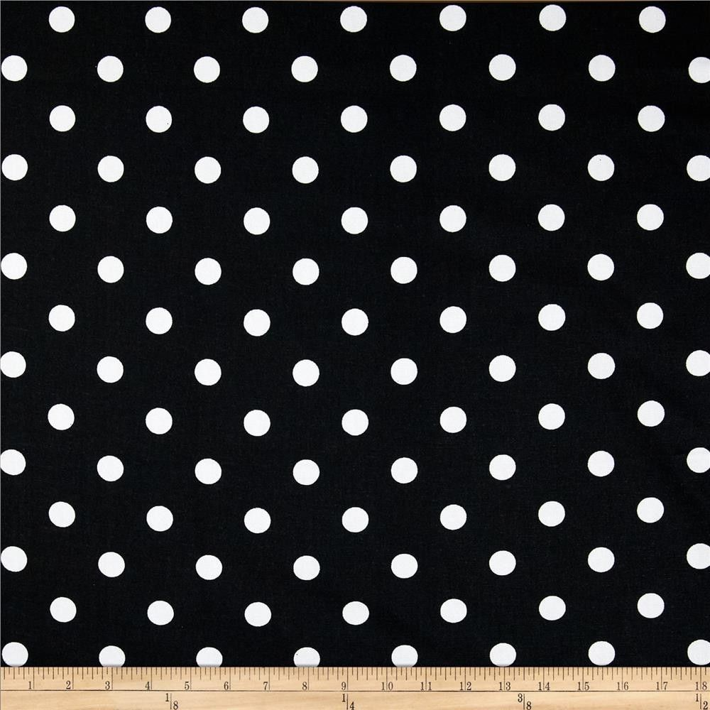 Available in 10 Colors and Many Sizes Body Pillow Cover Cute Polka Dots with Hidden Zipper