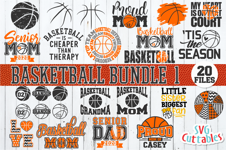 Basketball Bundle 1 Basketball mom svg, Svg, Bundles