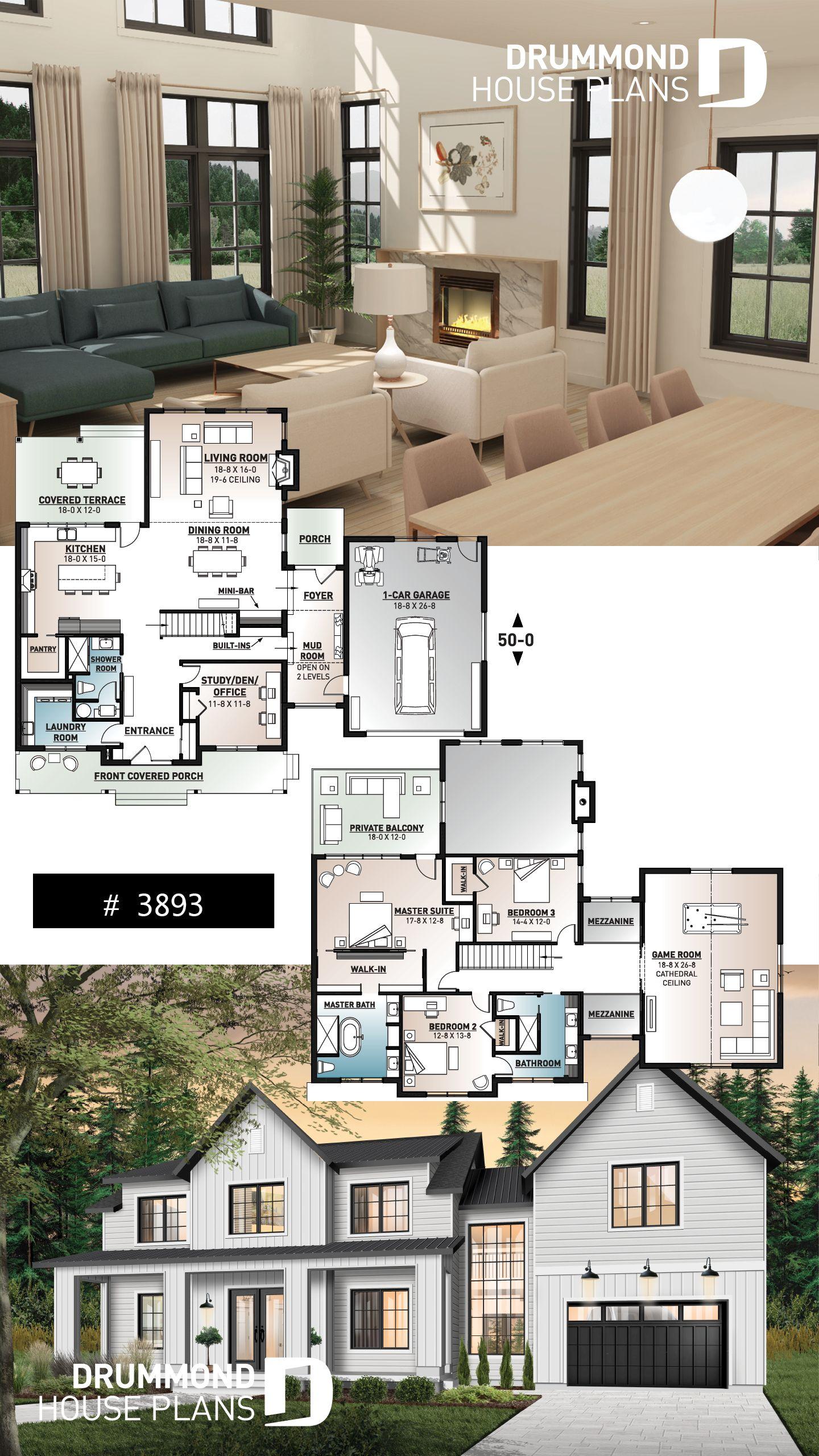 Modern farmhouse 4 bedroom