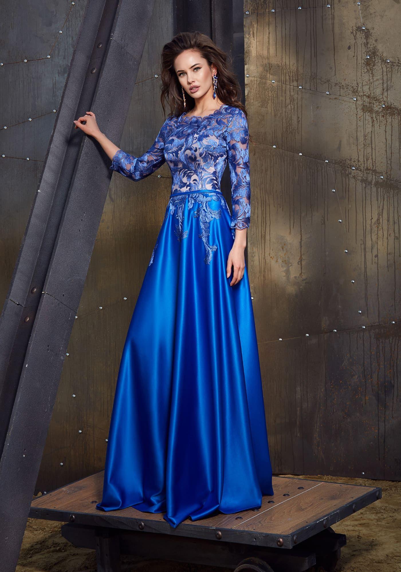 решилась красивые длинные синие платья фото велоспорта тренируются