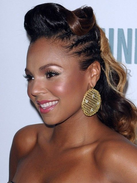 African American Hair Styles Trend African American Hairstyles Trend For Black Women And Men Hair Styles Half Updo Hairstyles American Hairstyles